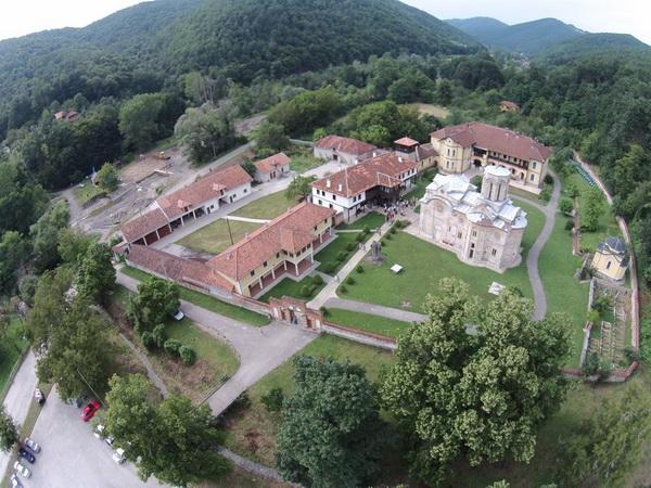 manastir ljubostinja, hilandarska loza