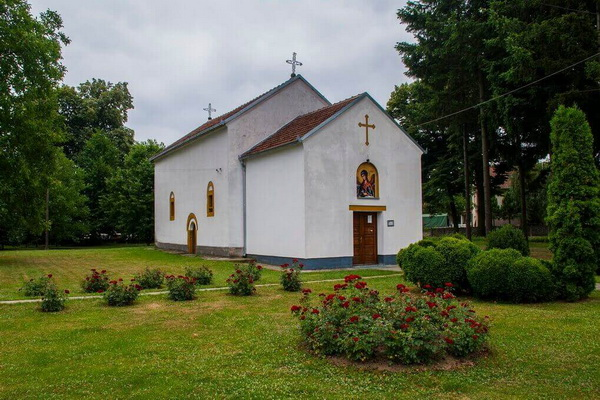 church, landmarks
