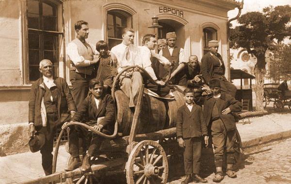 old tavernas