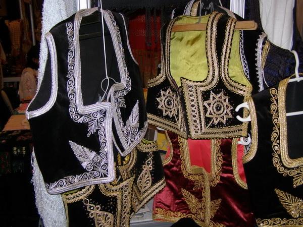stari zanati, narodna tradicija, narodna nošnja
