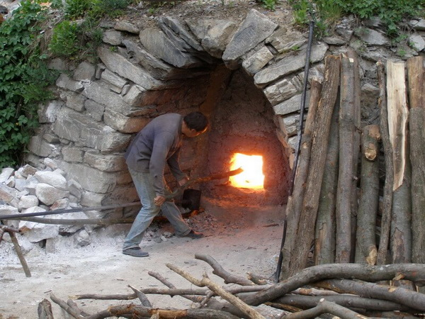 old crafts, limestone production