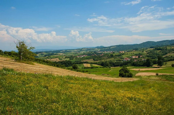 odmor u selu, smestaj u selu, seoski turizam