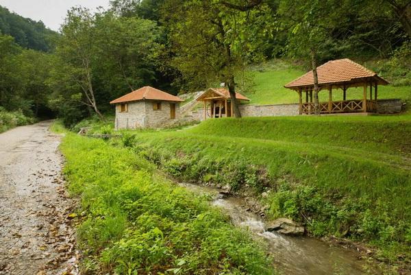 watermills, Brezovica